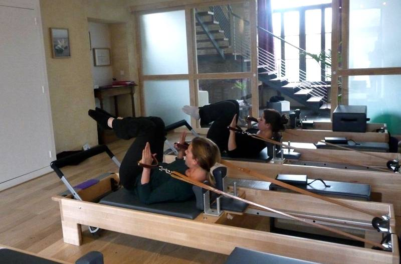 Cours duo sur reformer